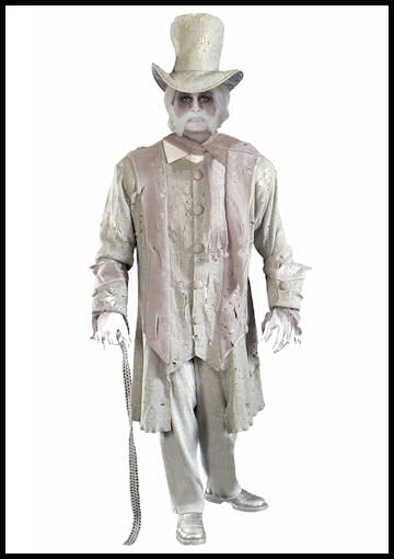 Ghost Gentleman Costume by Halloween Costumes at LinkShare