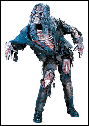 Adult Zombie Costume by Halloween Costumes at LinkShare