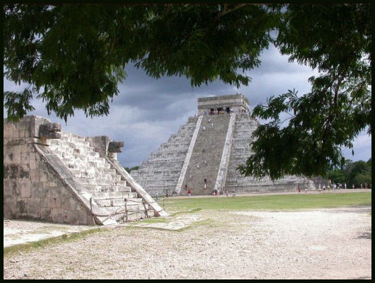 Chichen Itza from morgueFiles free photo license