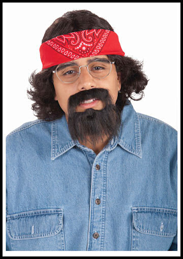 Chong Costume Kit by Halloween Costumes at LinkShare