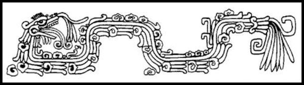 Kulkulcan - the Feathered Serpent