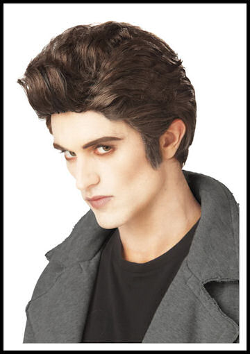 Modern Vampire Wig from Halloween Costumes at LinkShare