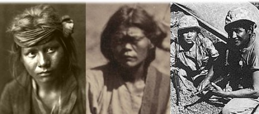 The people - Navajo Wikimedia Commons Public Domain