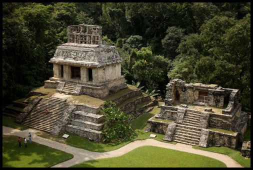 Palenque pyramidsfrom morgueFiles free photo license